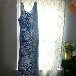Just my size blue dress